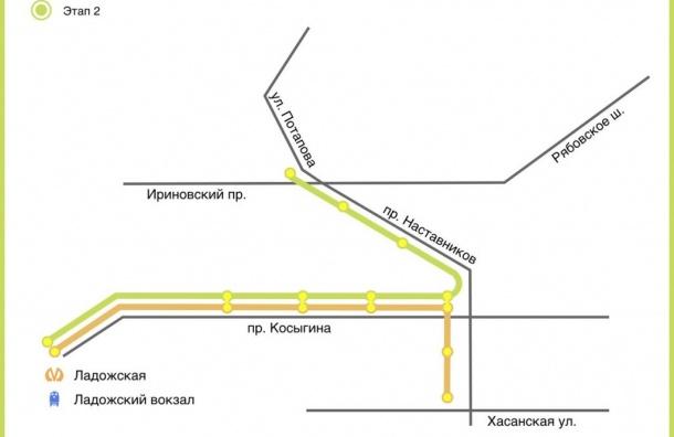 ВПетербурге возобновили строительство «Чижика»