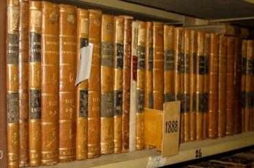 Старейшая библиотека Вооруженных сил переехала