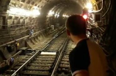 Диггеры пробрались настроящиеся станции метро Петербурга