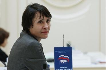 Налоговая продолжает скрывать результаты проверки вотношении депутата Егоровой