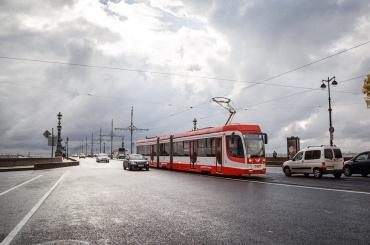Лебяжью канавку закроют для движения трамваев