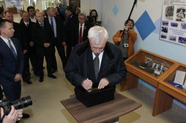 Полтавченко открыл ледовую арену вСестрорецке