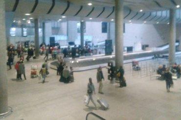 Перебои электричества произошли ваэропорту Пулково