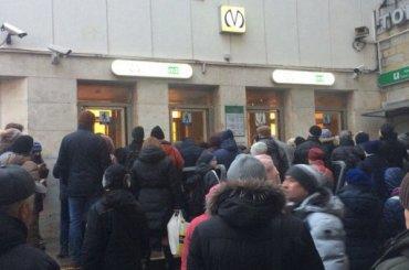 Станцию «Приморская» 28апреля закроют навесь день