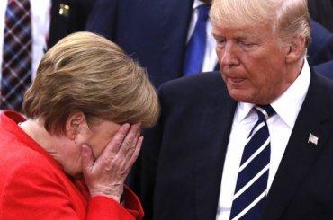 Германия просит США освободить ее от участия в санкциях против России
