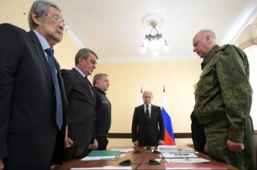 Владимир Путин принял отставку Тулеева