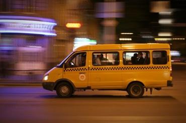 Водителя маршрутки судили занебезопасную перевозку пассажиров вПетербурге