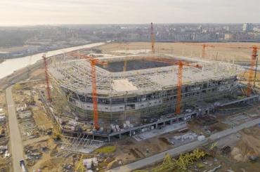 Группа «Сумма» оказалась связана состроительством стадиона вКалининграде