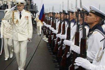 Въезд вКронштадт ограничат вДень ВМФ