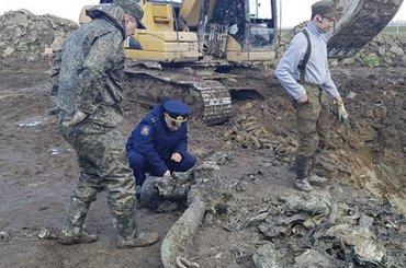 Самолет вместе состанками летчика нашли натерритории «Ленэкспо»