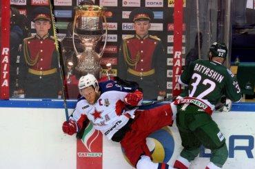 «АкБарс» стал обладателем Кубка Гагарина