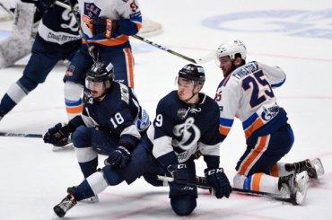 Дерби в Петербурге вошло в историю российского хоккея