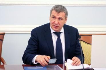 Албин получил почетный знак заособый вклад вразвитие Петербурга