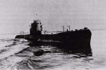 Советскую подлодку нашли вФинском заливе