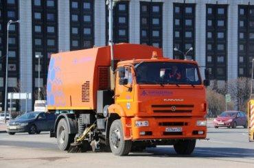 Петербуржцы смогут проконтролировать уборку города