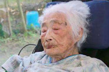 Умер самый старый человек вмире
