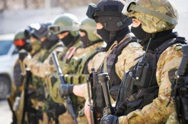 НаВасильевском острове проходят антитеррористические учения