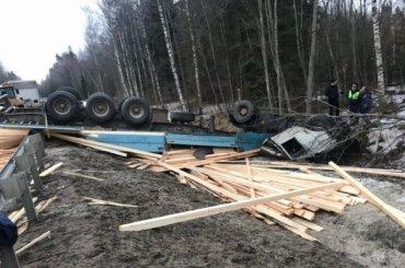 Пятеро детей пострадали вДТП под Петербургом