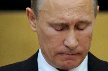 ВЦИОМ: рейтинг доверия Путину упал