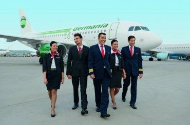 Немецкая авиакомпания назвала цену билетов изПетербурга вДрезден