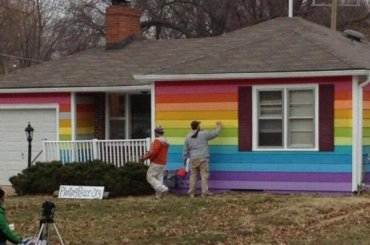 Дом ЛГБТ-гордости откроется вПетербурге кчемпионату мира