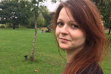 Юлия Скрипаль рассказала обинциденте вСолсбери