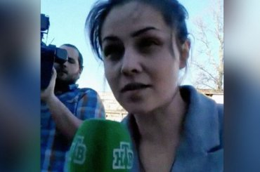 Люди смикрофонами НТВ преследовали адвоката антифашистов