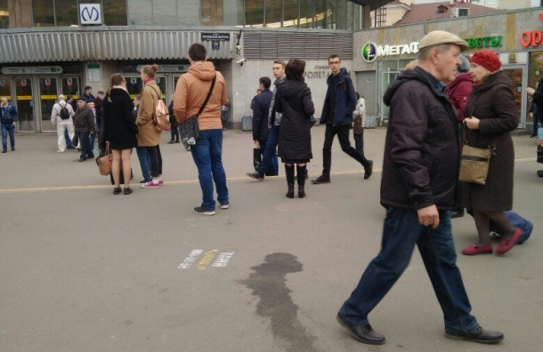 Станцию метро «Пролетарская» открыли