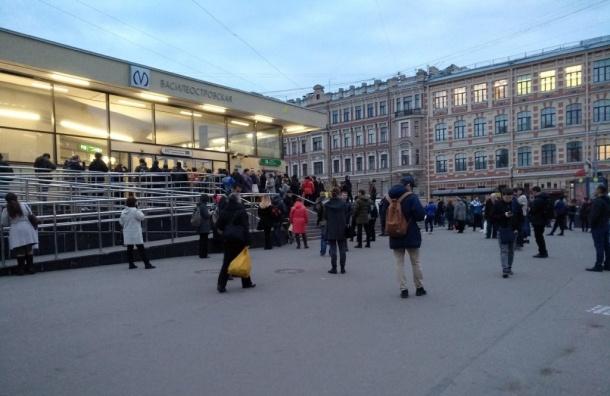 Станцию «Пролетарская» закрыли напроверку