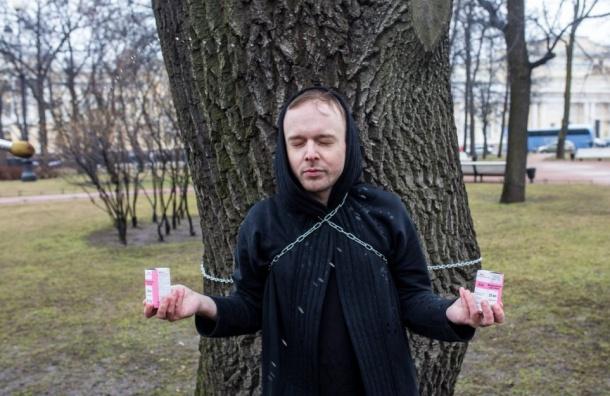 ВИЧ-положительный активист попробовал лечиться корой дуба ибоярышником