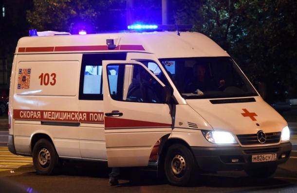 Младенец скончался вмашине скорой помощи