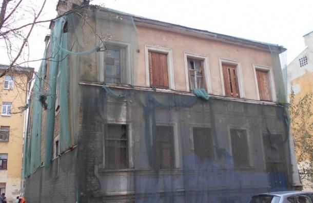 Петербургский суд неразрешил сносить историческое здание