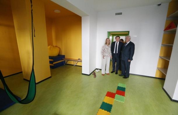 Центр для приемных родителей открыли вПетербурге