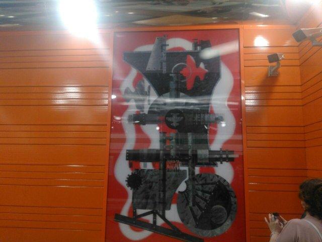 Открытие метро в Петербурге, 26.05 12