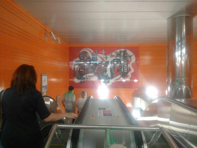 Открытие метро в Петербурге, 26.05 13