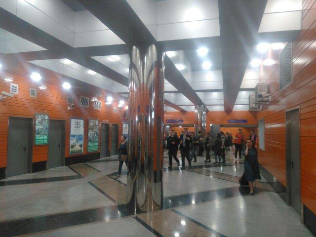 Открытие метро в Петербурге, 26.05 7