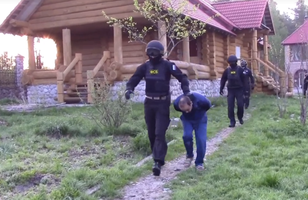 Международного террориста задержали под Петербургом