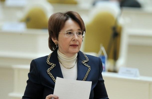 Оксана Дмитриева попала под санкции Украины