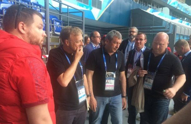 FIFA: «Санкт-Петербург Арена» готова кЧМ-2018