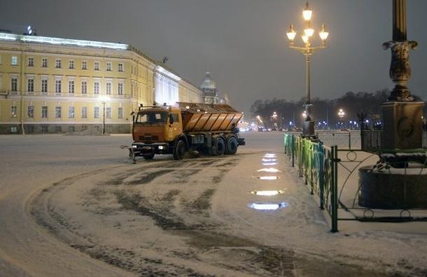 Готовь сани летом: Полтавченко просит больше дворников