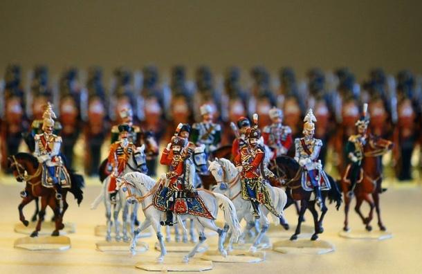 Первый вРоссии Музей оловянного солдатика открыли вПетербурге