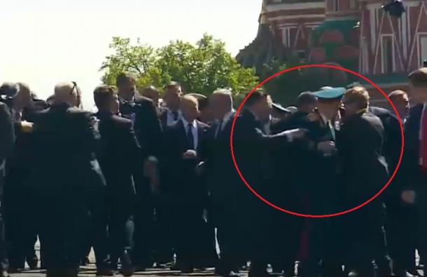 Ветеран рассказал, как Путин «спас» его отФСО
