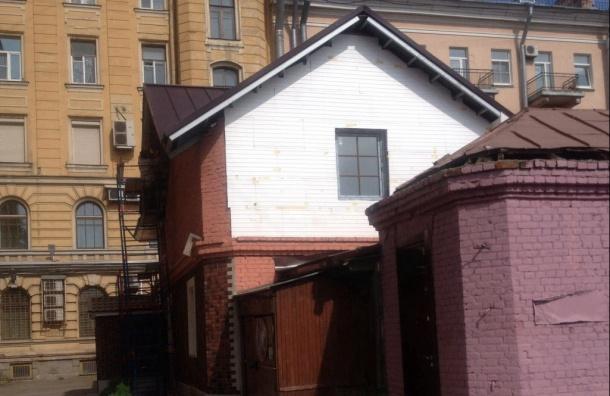 ВЦентральном районе борются заисторическое здание