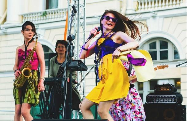 Отклассики дорока. Музыкальные коллективы налюбой вкус выступят наКнижном салоне