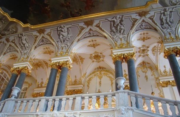 Реставрация залов Эрмитажа будет стоить 74,2 млн рублей