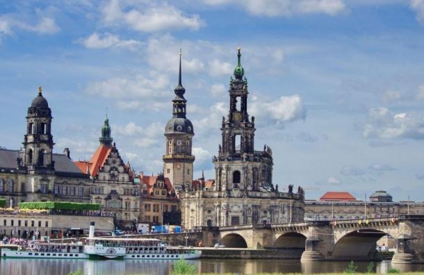 Петербург иДрезден подписали план осотрудничестве