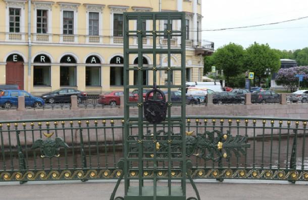 Башня замков появилась вПетербурге