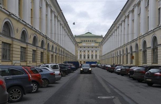 Систему платных парковок собираются вести за22 млн рублей
