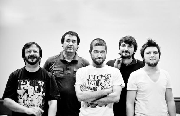 Рок-группа «Сплин» записала новый альбом «Встречная полоса»