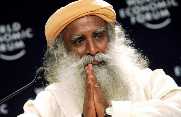 Индийский мистик выступит насессии Сбербанка наПетербургском форуме